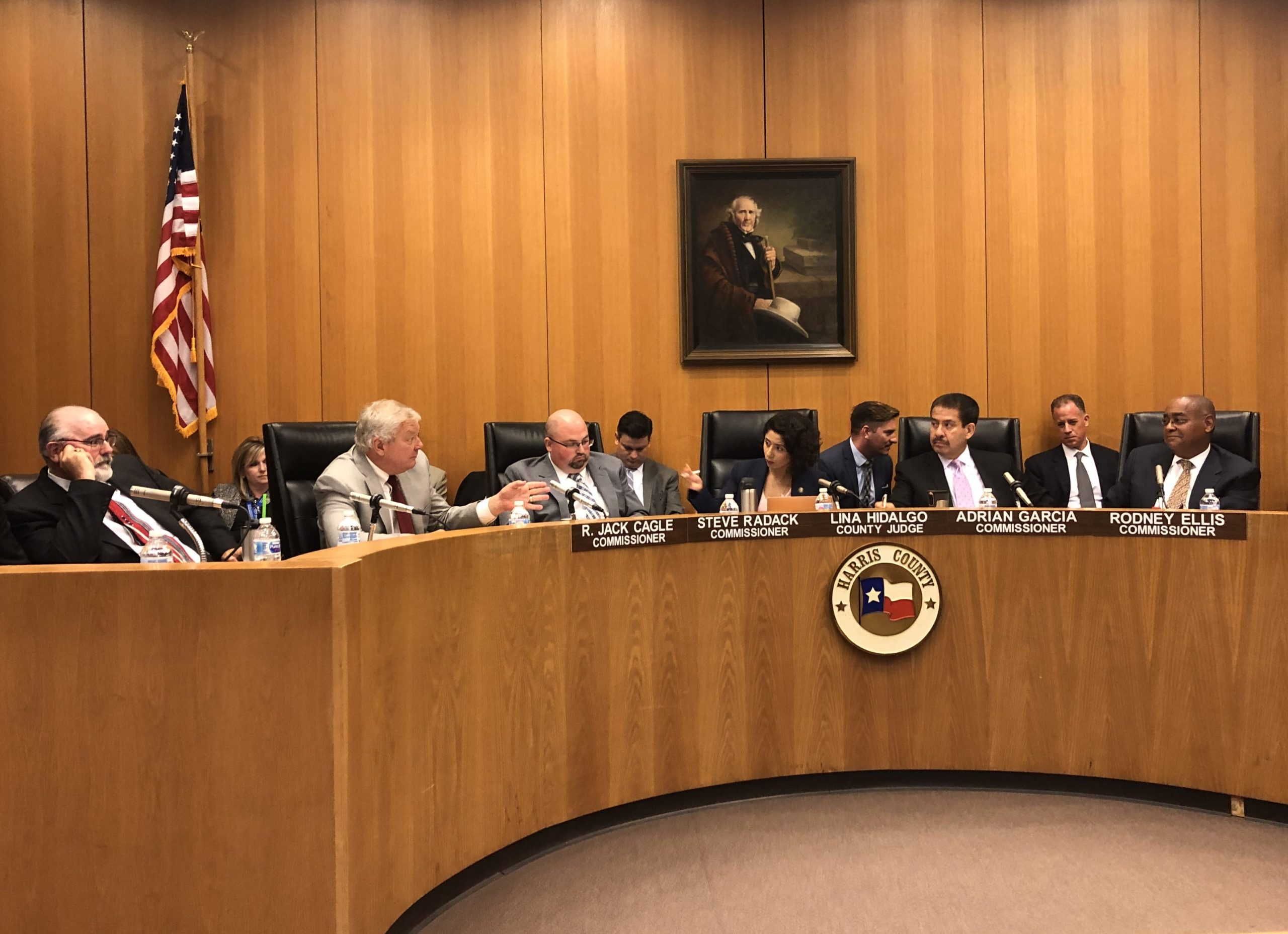 Harris County to Spend Unprecedented $27 Million on 2020 Elections